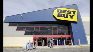 Best Buy tops Street 1Q forecasts