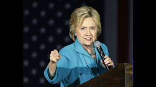 The Latest: Congressional Dems play down Clinton report