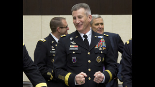 Top general urges lawmakers to preserve Afghan visa program