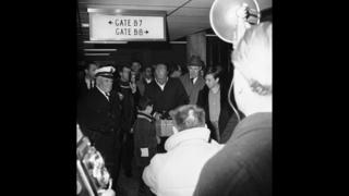 The Latest: Bill naming John Glenn airport passes in Ohio