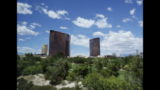 Casino magnate Wynn envisions water paradise in dry Nevada