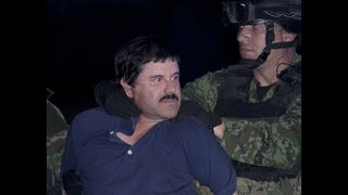 Lawyer for Mexico drug lord demands payment from US networks