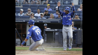 Happ pitches Blue Jays past Yankees, Sabathia in 3-1 win