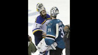 2 long series wins might have exhausted Blues