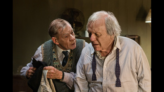 Anthony Hopkins overcomes his stage fright in