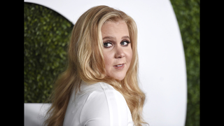 Amy Schumer blasts critics, says she