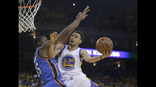 Thunder at home to try to close out Warriors
