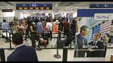 Few Memorial Day airport headaches, most wait times bearable