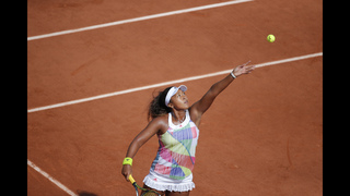 Murray reaches 4th round at French Open, winning in 3 sets