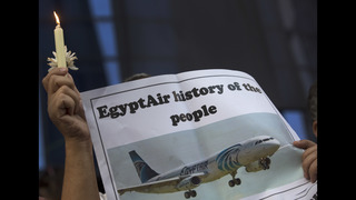 Official: Beacon from Egypt crash detected, search narrows