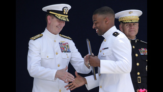 Defense secretary: Navy