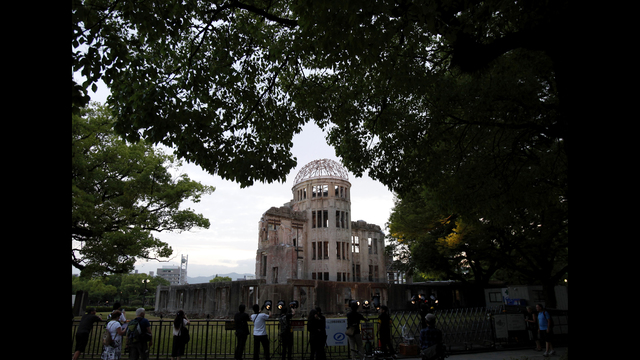 Barack Obama historic visit to Hiroshima, calls for 'world without nuclear weapons'