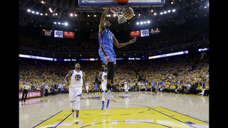 Thunder look to close out defending champion Warriors