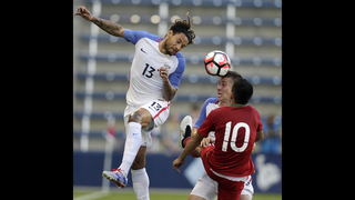 Zardes, Pulisic help US top Bolivia 4-0 in final Copa tuneup