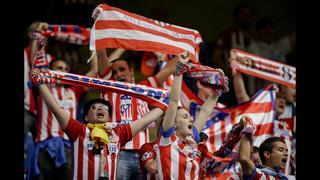 The Latest: Griezmann misses penalty for Atletico Madrid