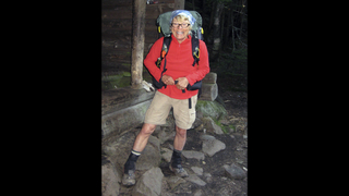 Family of lost hiker won