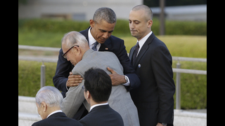 Bomb survivors feel both wonder and doubt after Obama visit