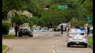 The Latest: Houston police: Man killed was known as customer