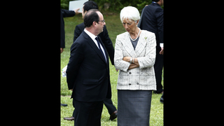 German, French leaders mark 100 years since Battle of Verdun