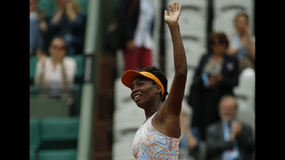 French Open Lookahead: Venus Williams seeks 1st QF in decade