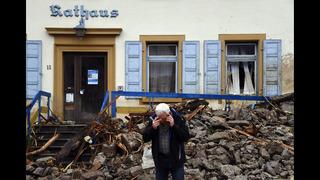 Germany: 4 presumed dead after floods in southwest