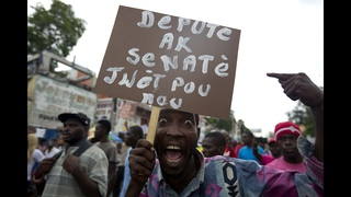 Haiti panel recommends throwing out results of disputed vote