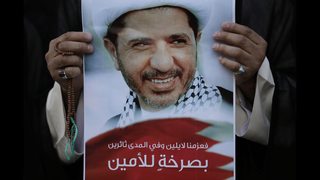 Bahrain court more than doubles opposition leader