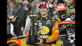 Truex seeking bigger things after Charlotte romp