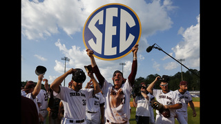 No. 1 Florida among record 4 SEC teams to nab national seeds