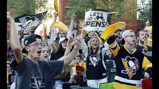The Latest: Bonino scores to give Penguins 3-2 lead