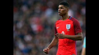 Marcus Rashford earns an England spot at Euro 2016