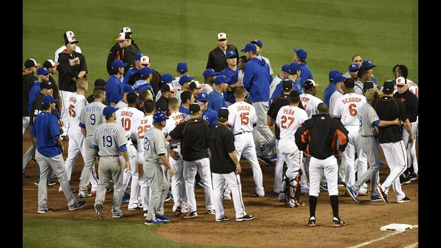 'Baltimore Orioles vs. Kansas City Royals