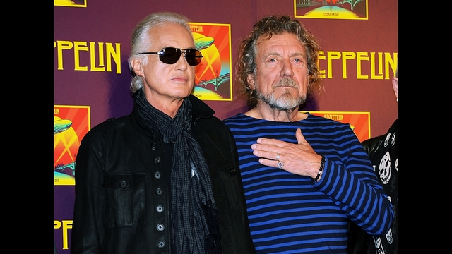 Jury rules that Led Zeppelin did not steal