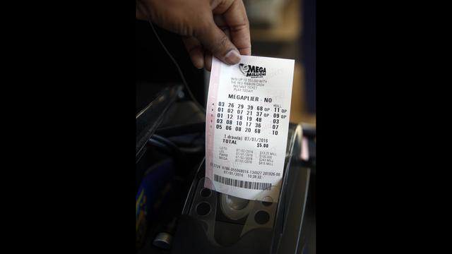 Ticket for $540 million Mega Millions jackpot sold in Ind