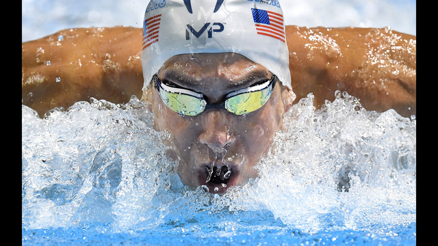 U.S. swim trials close with no world records; Rio Games next