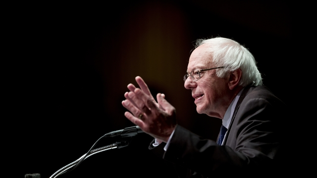 Having Helped Shape the Dems Platform, Sanders Throws Support Behind Clinton
