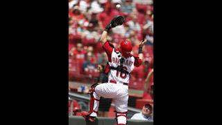 Reds beat Braves 6-3, take series between NL
