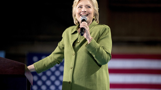 The Latest: Clinton challenge _ swaying skeptical Democrats