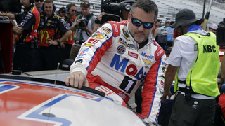 Stewart leaves out nostalgia as final Brickyard 400 looms