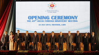 No ASEAN consensus on South China Sea row _ for now