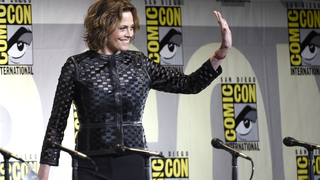 Sigourney Weaver hoping to reprise