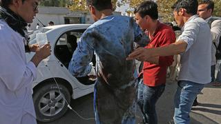 Afghanistan marks day of national mourning after huge attack