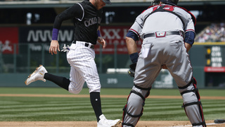 Chatwood, Story help Rockies sweep Braves with 7-2 win