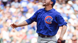 Nathan gets win in return to majors; Cubs beat Brewers 6-5