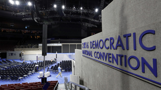 On eve of convention, Dems weigh ousting party chairwoman