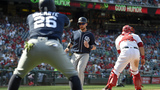 Padres score 4 in 9th to take series from Nationals