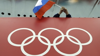 The Latest: IOC decides against full ban on Russian athletes