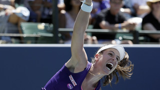 Johanna Konta tops Venus Williams for first singles crown