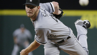 White Sox suspend top pitcher Chris Sale for 5 days