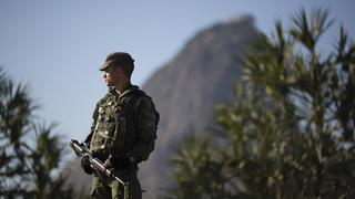 Brazil police arrest last suspect in Olympics terrorism case